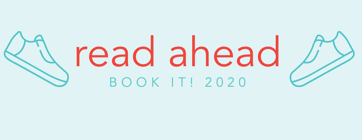 Book It! 2020 - Read Ahead's Virtual Race Weekend